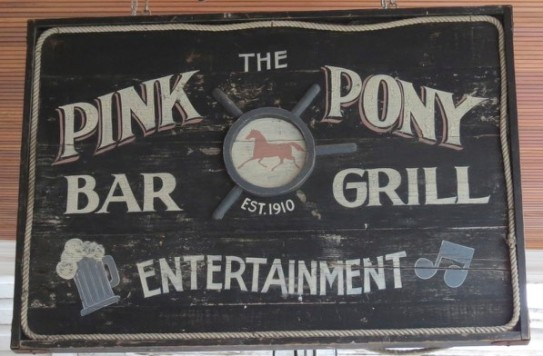 Pink Pony Bar and Grill