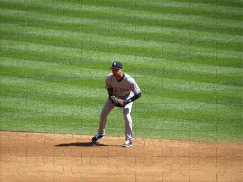 Jeter - Shortstop - 8-28-14
