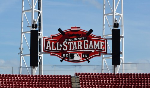 2015 All-Star Game - Great American Ball Park