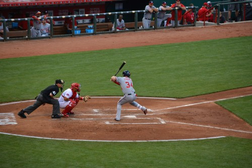 Bryce Harper - Washington Nationals vs. Cincinnati Reds 8