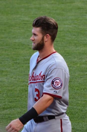 Bryce Harper - Washington Nationals