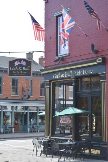 Cock & Bull Public House - Covington, KY