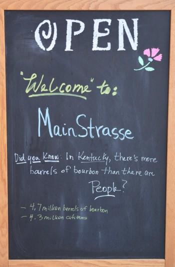 MainStrasse - Covington, KY