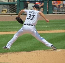 Max Scherzer - Detroit Tigers 2