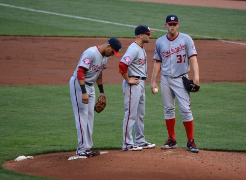 Strasburg-Espinosa-Desmond - Washington Nationals