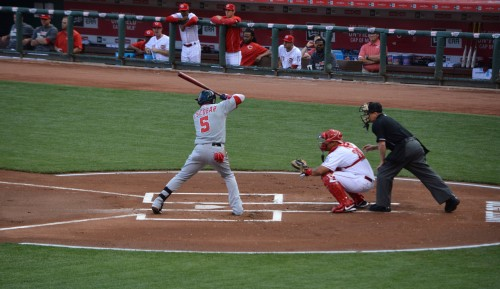 Yunel Escobar - Washington Nationals 2