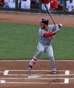 Bryce Harper - Washington Nationals vs. Cincinnati Reds – Version 3