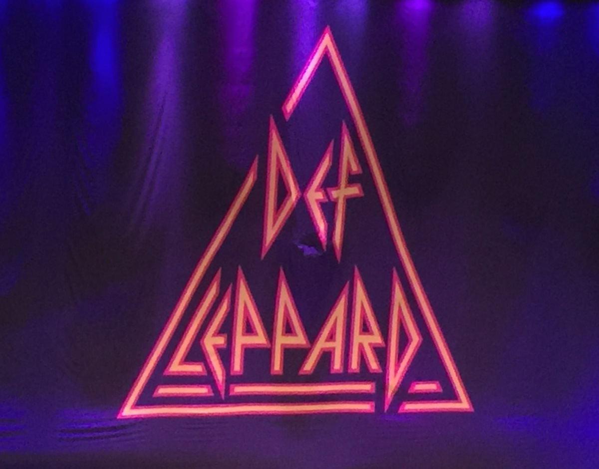 Rockin With Def Leppard And Flashbacks From The 1980s
