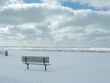 Lake Michigan Winter 005